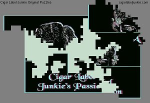 cigar label puzzles