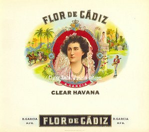 FD Cadiz-inner cigar label