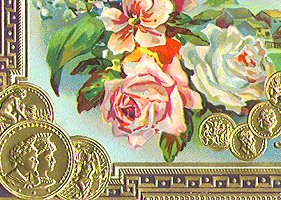Flor Fina cigar box label