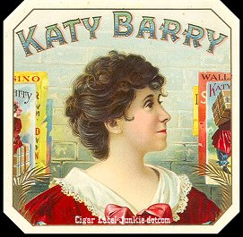 Katy Barry-outer cigar label