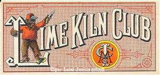 Lime Kiln Club-outer cigar box label