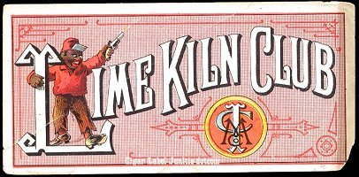 Lime Kiln outer cigar label