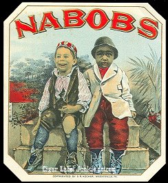 Nabobs-outer cigar label