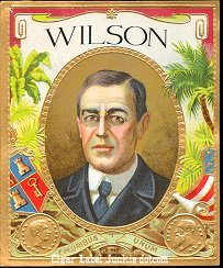 Wilson outer cigar label